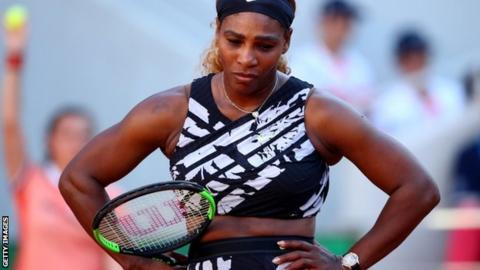 French Open 2019: Serena Williams loses to Sofia Kenin in third round