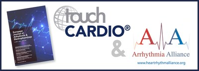 touchCARDIO Joins Forces with Arrhythmia Alliance
