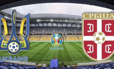 Ukraine hosts Serbia in UEFA Euro 2020 qualification