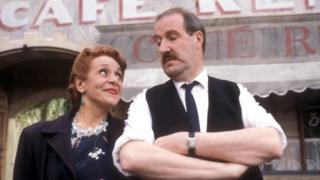 'Allo 'Allo plaque to remember WW2-based sitcom