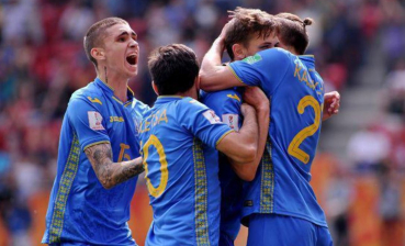Ukraine makes it to U20 FIFA World Cup final