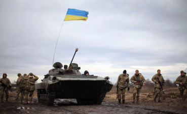 Donbas war: One Ukrainian serviceman injured