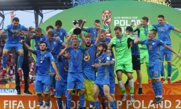 Ukraine wins U20 FIFA World Cup with 3:1 score