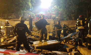 Explosion on Turgenevska Street in Kyiv: details became known