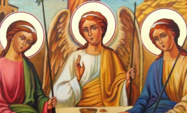 Orthodox calendar: Holy Trinity Day
