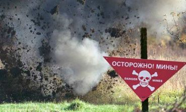 About 1,000 civilians killed by mines in Donbas since conflict start