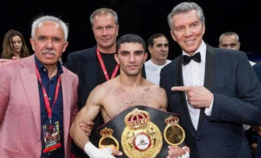 Dalakian defends his WBA title for the third time