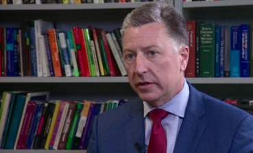 Volker: Lesson for Donbas is that when Russian troops leave, peace begins