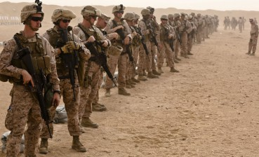 Britain sends 100 marines to Persian Gulf to protect its ships, - media