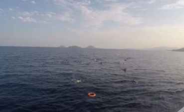 Boat with some 40 illegal migrants aboard sinks off Turkish coast