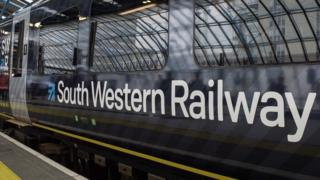 South Western Railway workers begin five-day strike