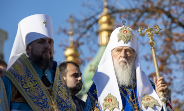 Holy wars: Orthodox Church of Ukraine in crisis