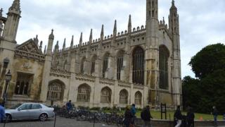 Cambridge college apology after autistic boy