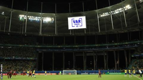 Brazil booed off after VAR rules out two goals in Venezuela draw