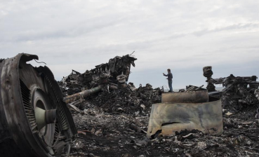 Ukraine's Foreign Ministry urges Russia to recognize its involvement in MH17 crash