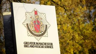 Greater Manchester firefighters