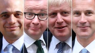 Tory leadership: MPs to choose final two candidates