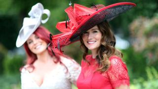 Royal Ascot Ladies