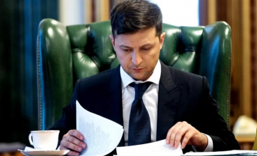 Zelensky dismisses Deputy Head Ukraine's Security Service from military service to reserve