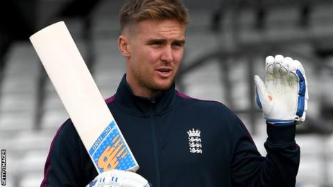 England opener Roy ruled out of Australia match