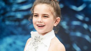 Lexi Rabe: 7-year-old Avengers actress says