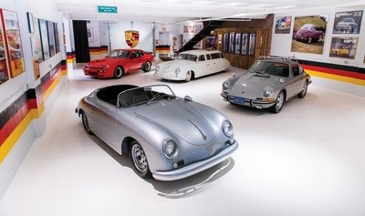 Porsche Paradise: RM Sotheby's Presents The Taj Ma Garaj Collection Entirely Without Reserve