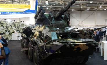 Kyiv tank factory denies making money on obsolete spare parts for combat vehicles