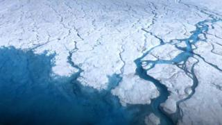 Greenland Ice Sheet: