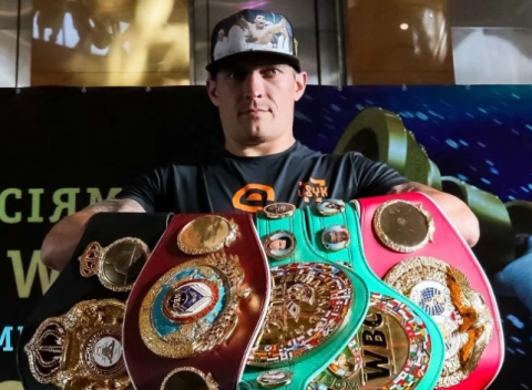 Boxing: Usyk no longer world champion in heavyweight