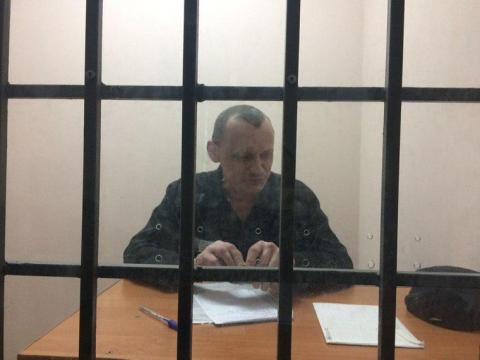 I either walk free or die here: Mykola Karpyuk told lawyer about his health