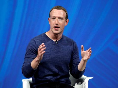 Therea??s a fake video showing Mark Zuckerberg saying hea??s in control of a??billions of peoplea??s stolen data,a?? as Facebook grapples with doctored videos that spread misinformation