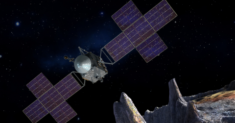NASA moves to final planning stages for mission to explore 16 Psyche's full metal asteroid