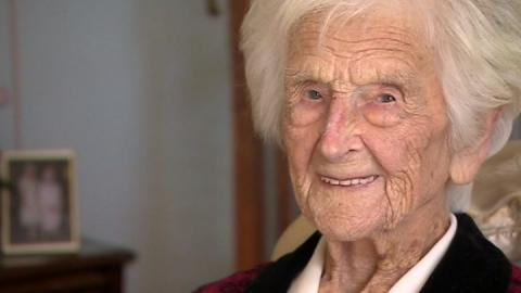 Britain's oldest person Grace Jones dies at age of 112