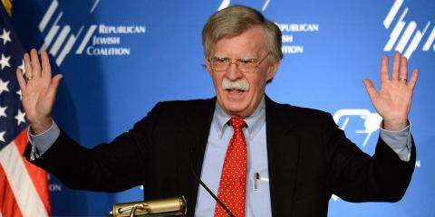 Electing Zelensky creates new opportunity to reach peace in Donbas, - Bolton