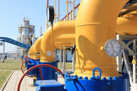 Ukraine's gas transporting system may stop its work on June 24