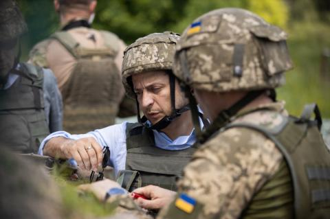 Zelensky to visit Donetsk region on June 15