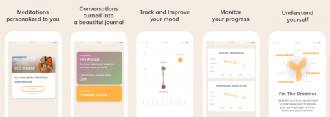Youper, a chatbot that helps users navigate their emotions, raises $3 million in seed funding