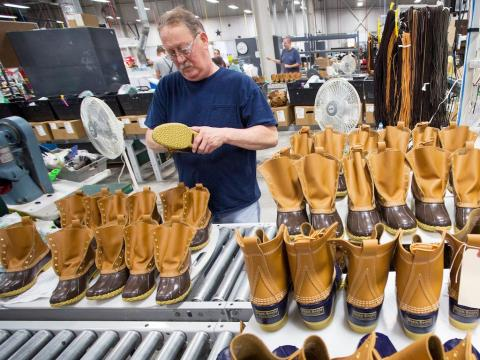 L.L.Bean CEO reveals the lessons the company has taken from its iconic Bean Boot that would sell out ever year