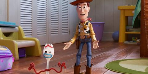 'Toy Story 4' wins the box office for a second-straight weekend, but performs weaker than previous Pixar sequels (DIS)