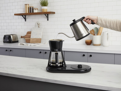 The Mr. Coffee® Brand Introduces New At-Home Pour Over System