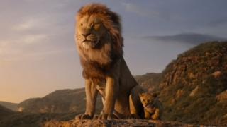 Do critics think Lion King is a 'roaring success'?