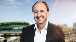 Cricket World Cup: Jonathan Agnew has advice for Tube passengers
