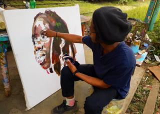 Kenya's railway art gets a new platform