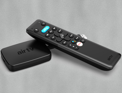 Dish's AirTV launches an $80 streaming stick for accessing Sling TV, Netflix & broadcast channels