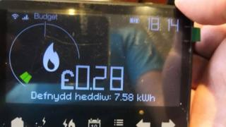 Bulb smart meter displays in England switch to Welsh language