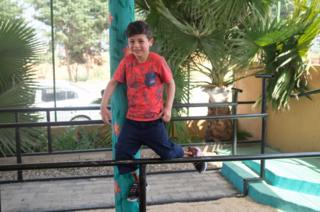 Syrian conflict: Helping children through the horror of bomb blasts