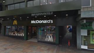 Coventry McDonalds