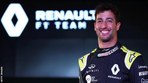Ricciardo facing?10m court claim from former manager