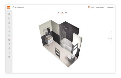 DigitalBridge raises ?3M for its 'guided design tool' for kitchens and bathrooms
