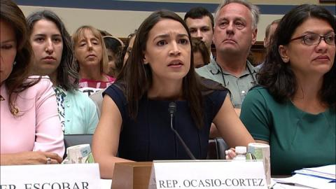 AOC, Omar, Pressley, Talib: Who are
